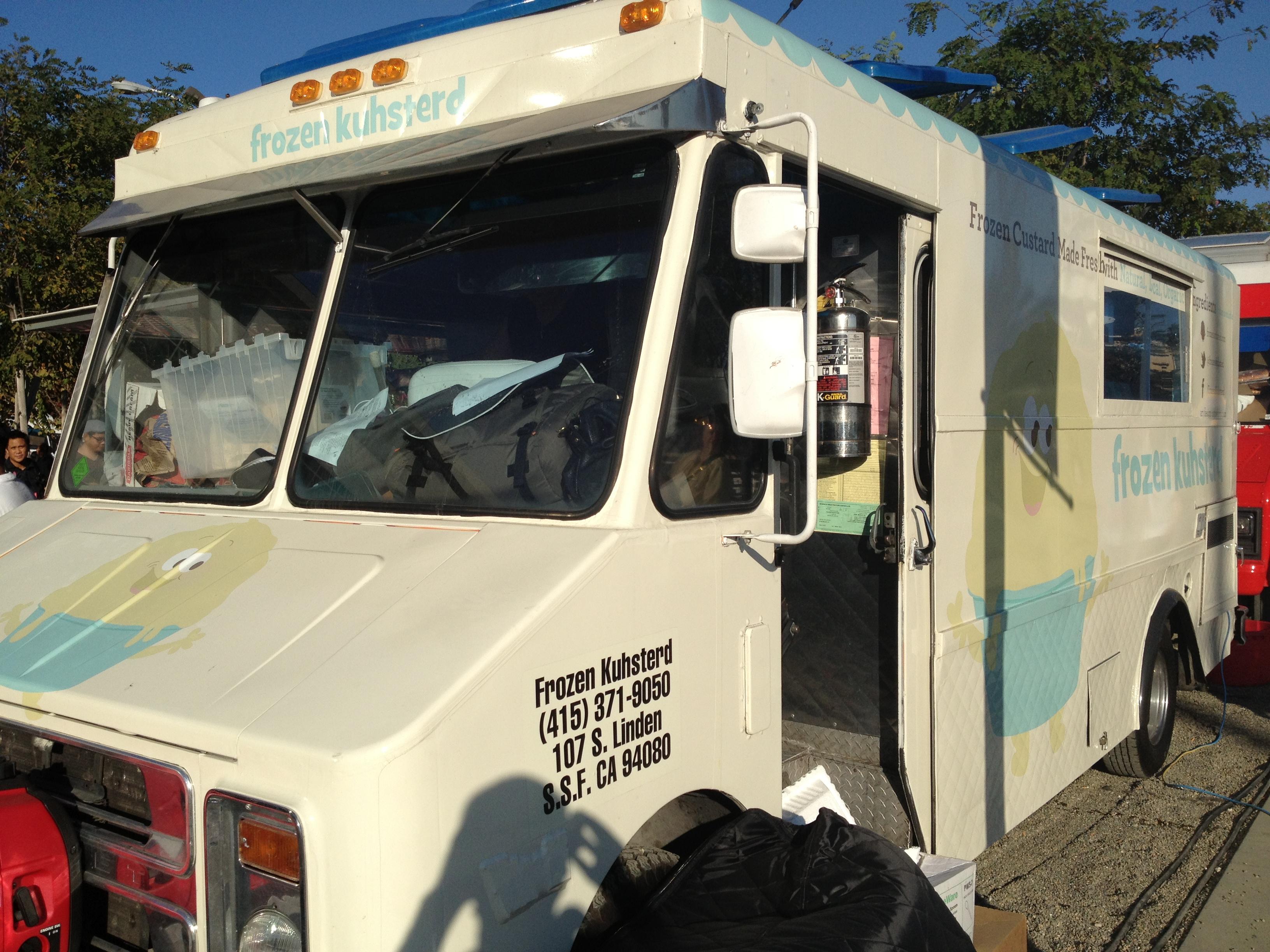 Cocoa And Cream Food Truck