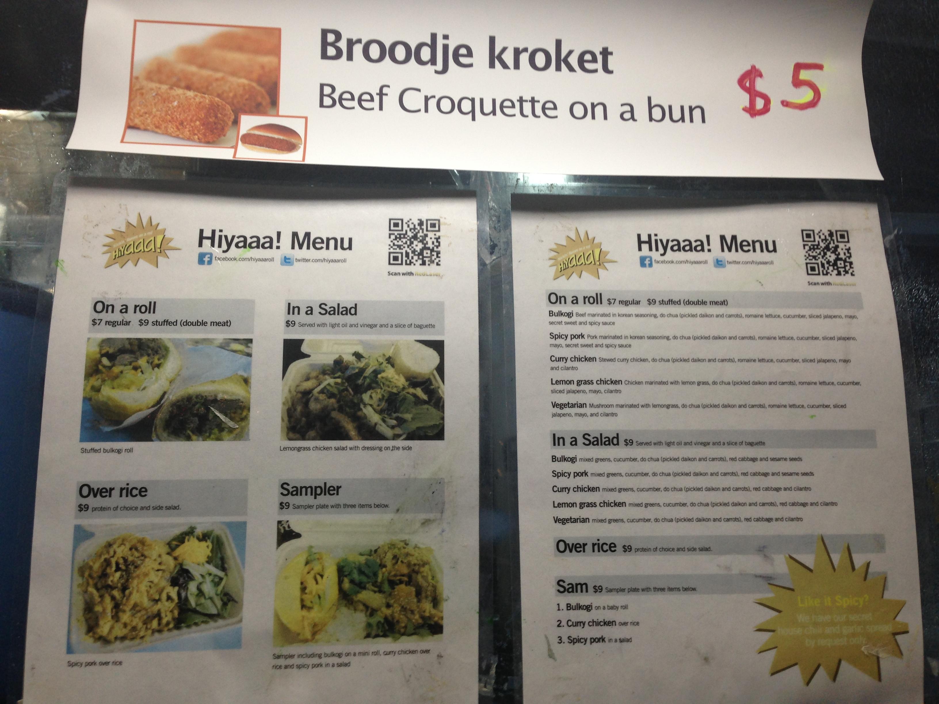 hiyaaa! – best food trucks bay area