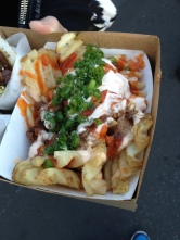 Kamikaze fries