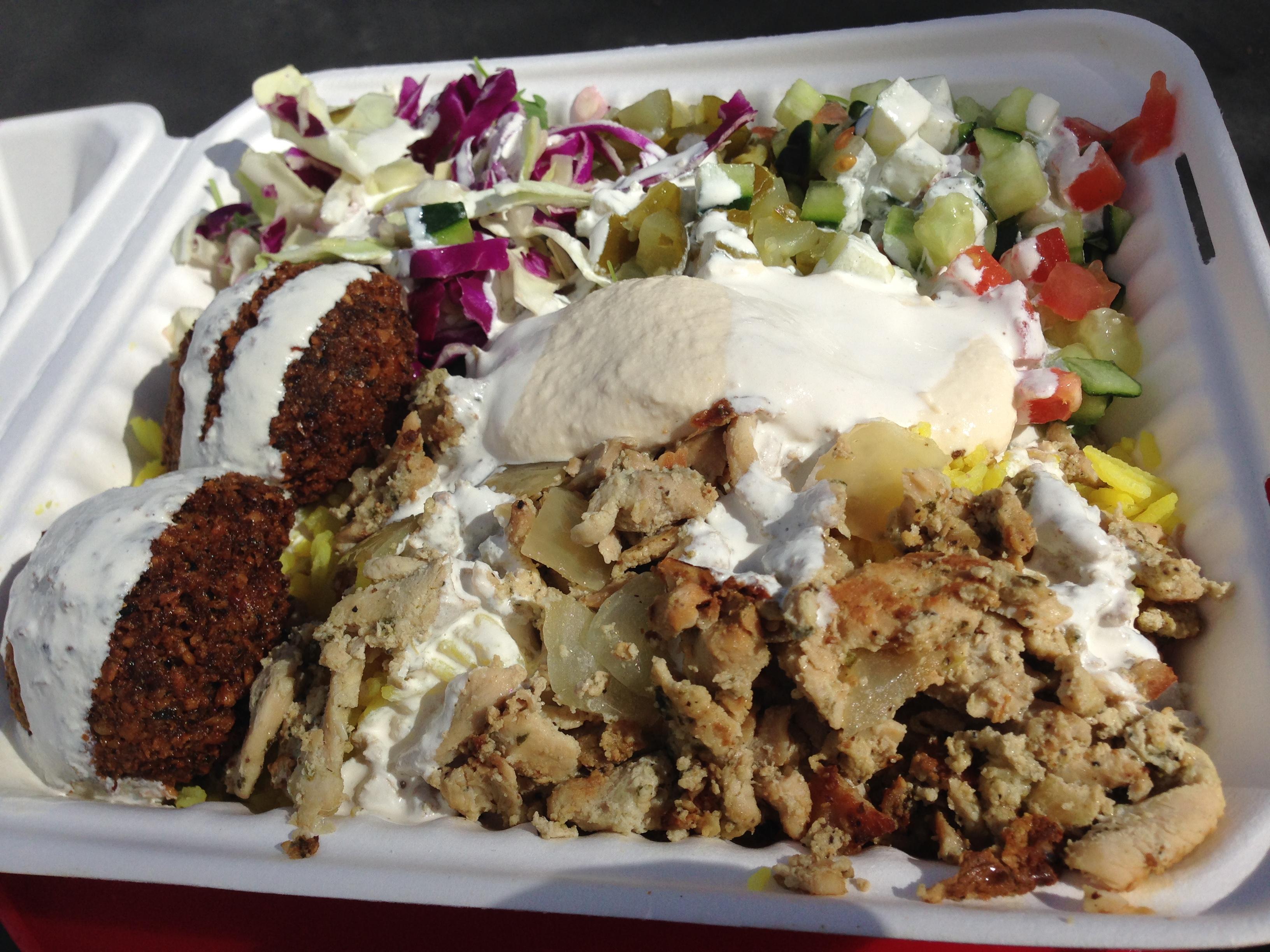 Sajj Street Eats – Best Food Trucks Bay Area