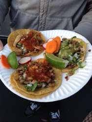Taqueria Angelica's tacos