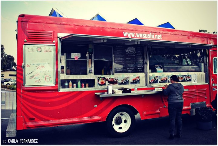 Food Truck Catering San Francisco Bay Area