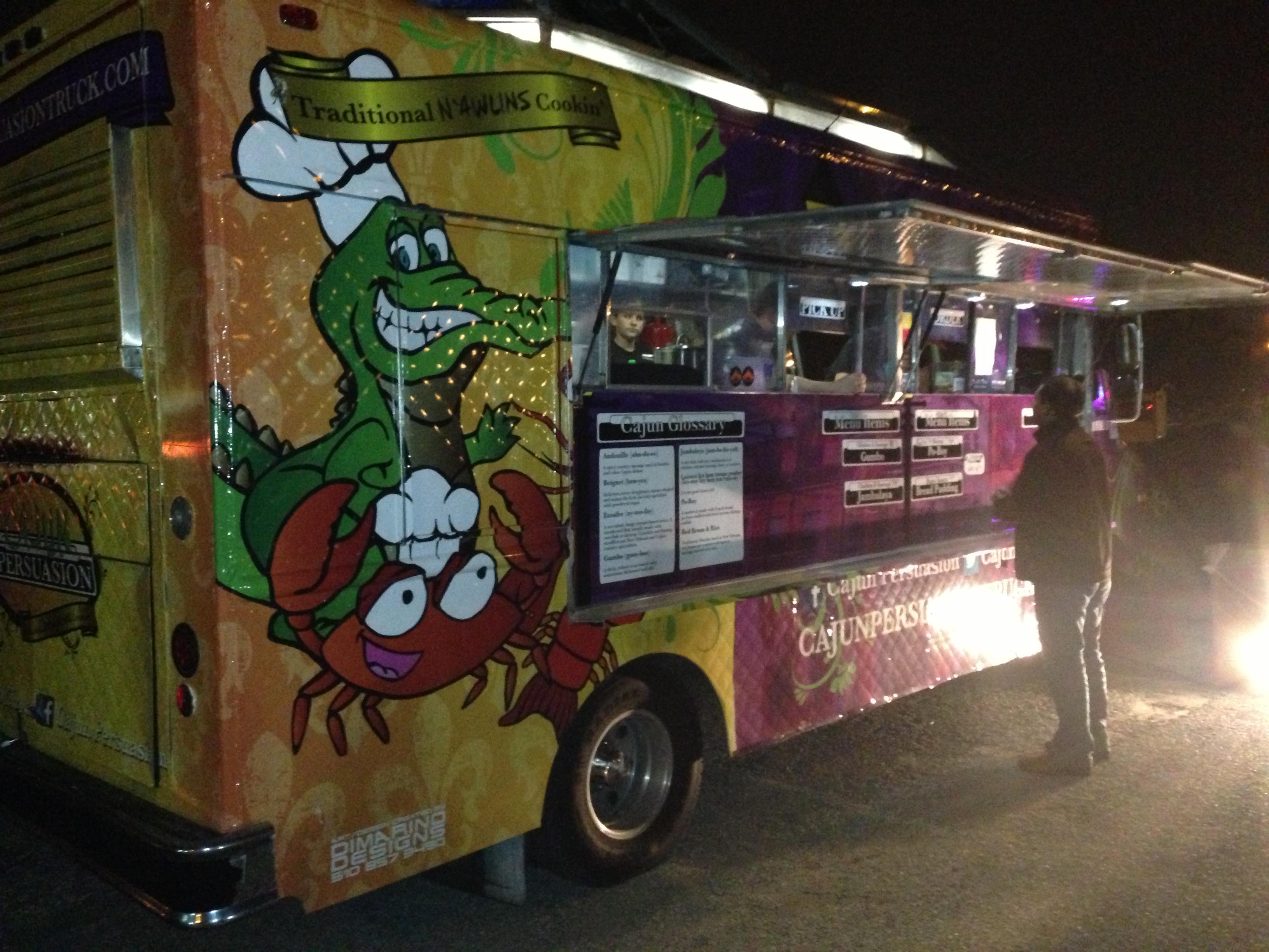 Cajun Food Truck San Jose