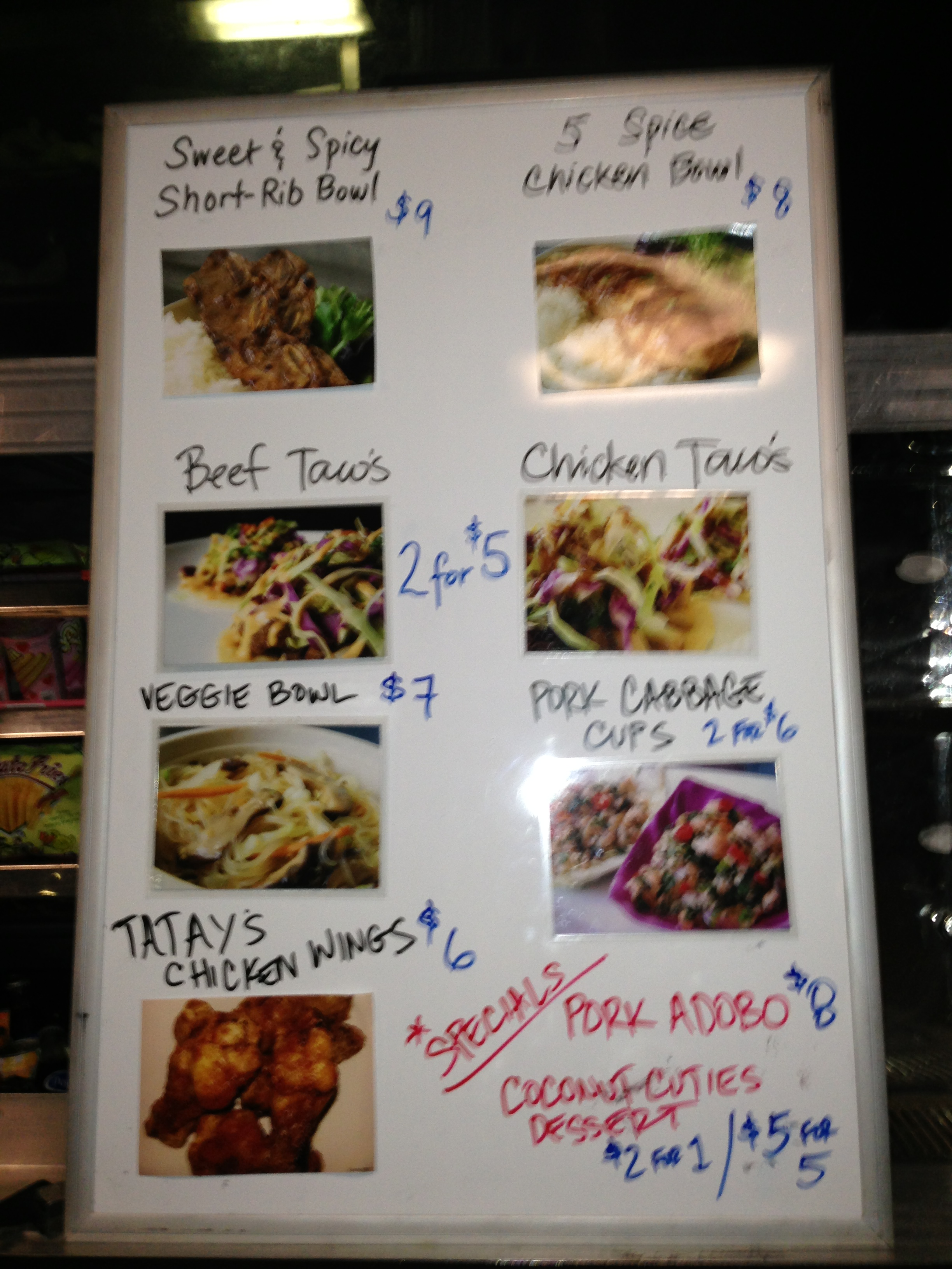 yummi bbq menu best food trucks bay area