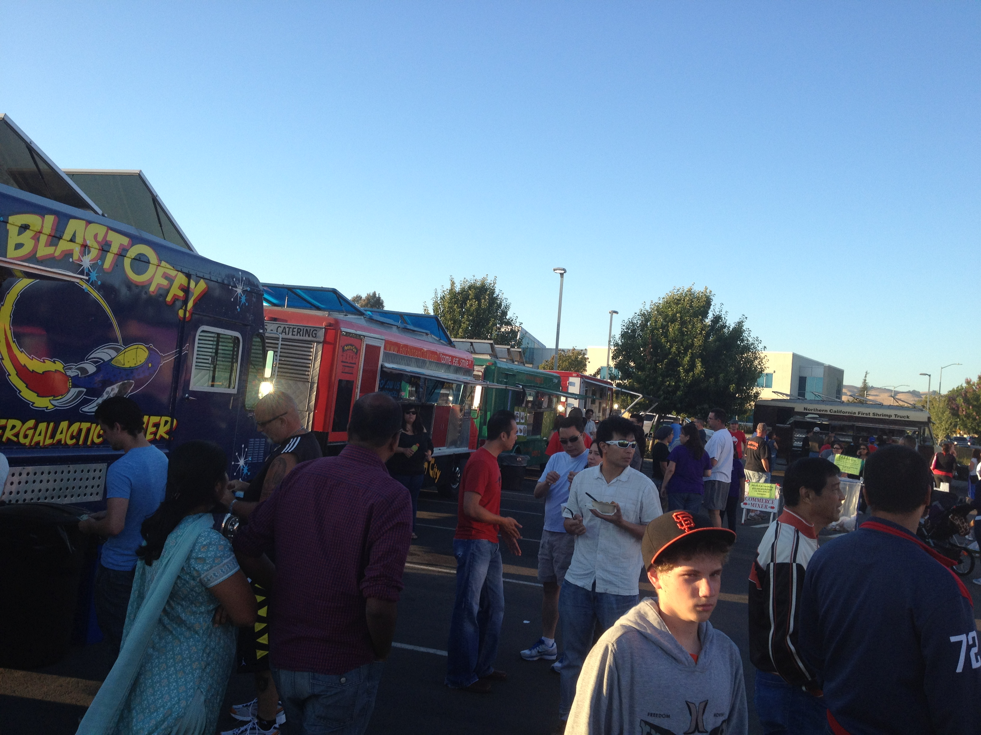 Fremont Food Trucks Friday