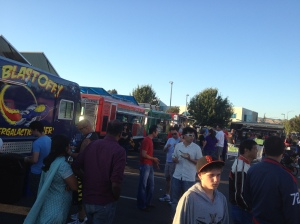 Fremont Food truck 7.6.2012