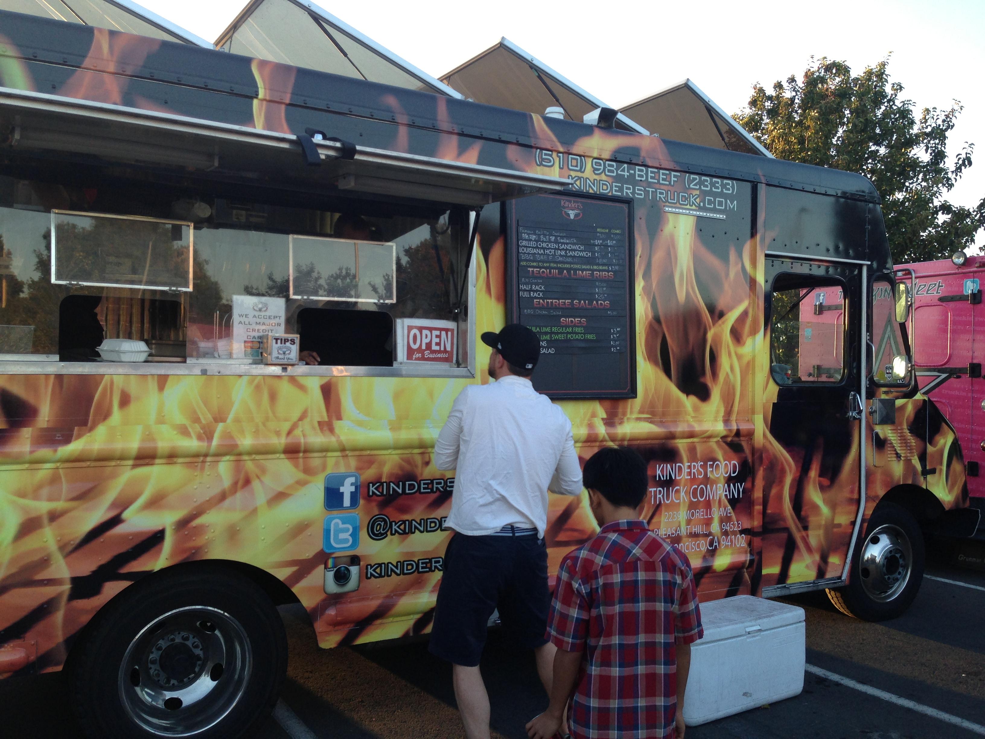 El Calamar Food Truck Sf