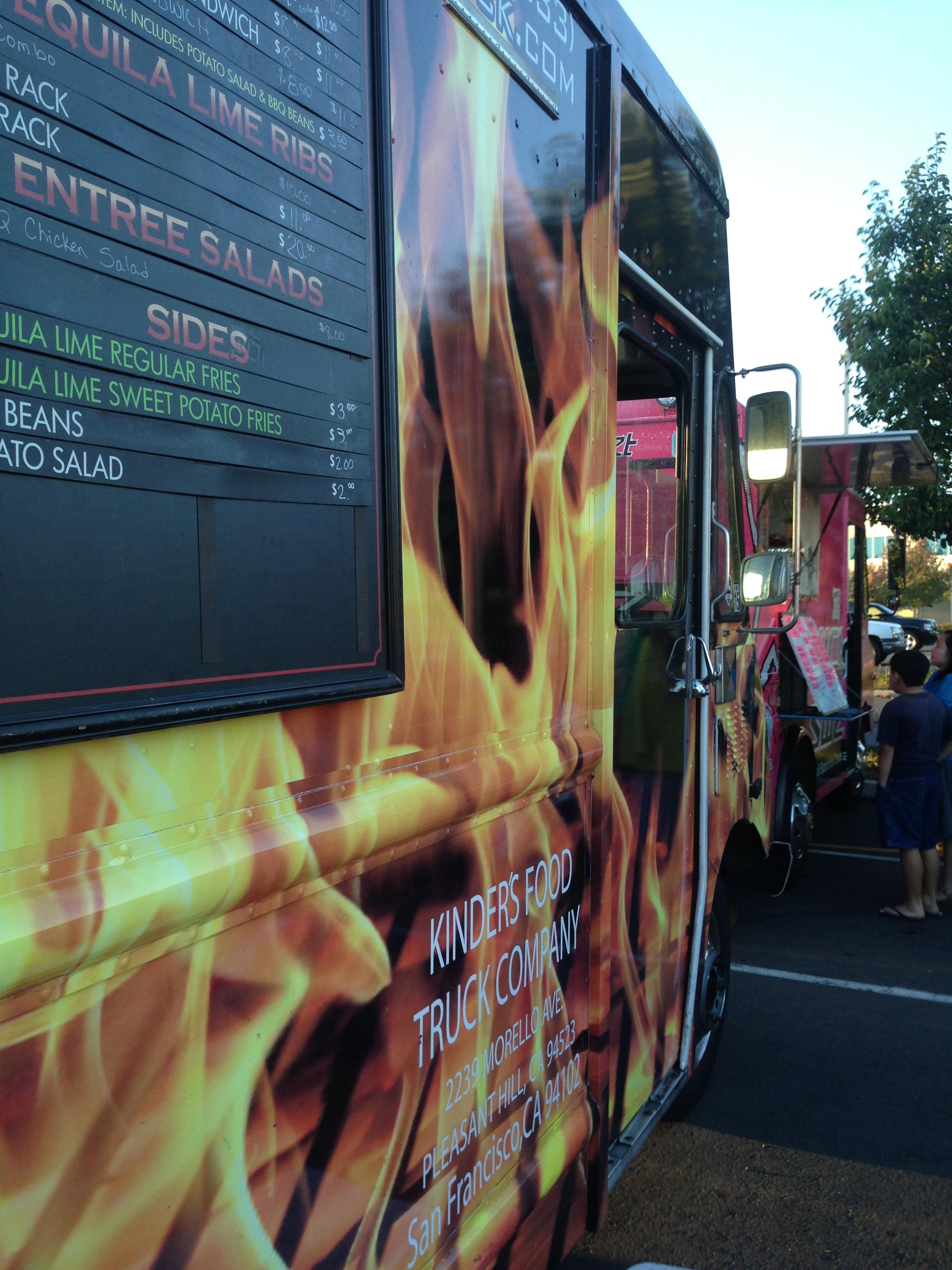 Kinders Food Truck