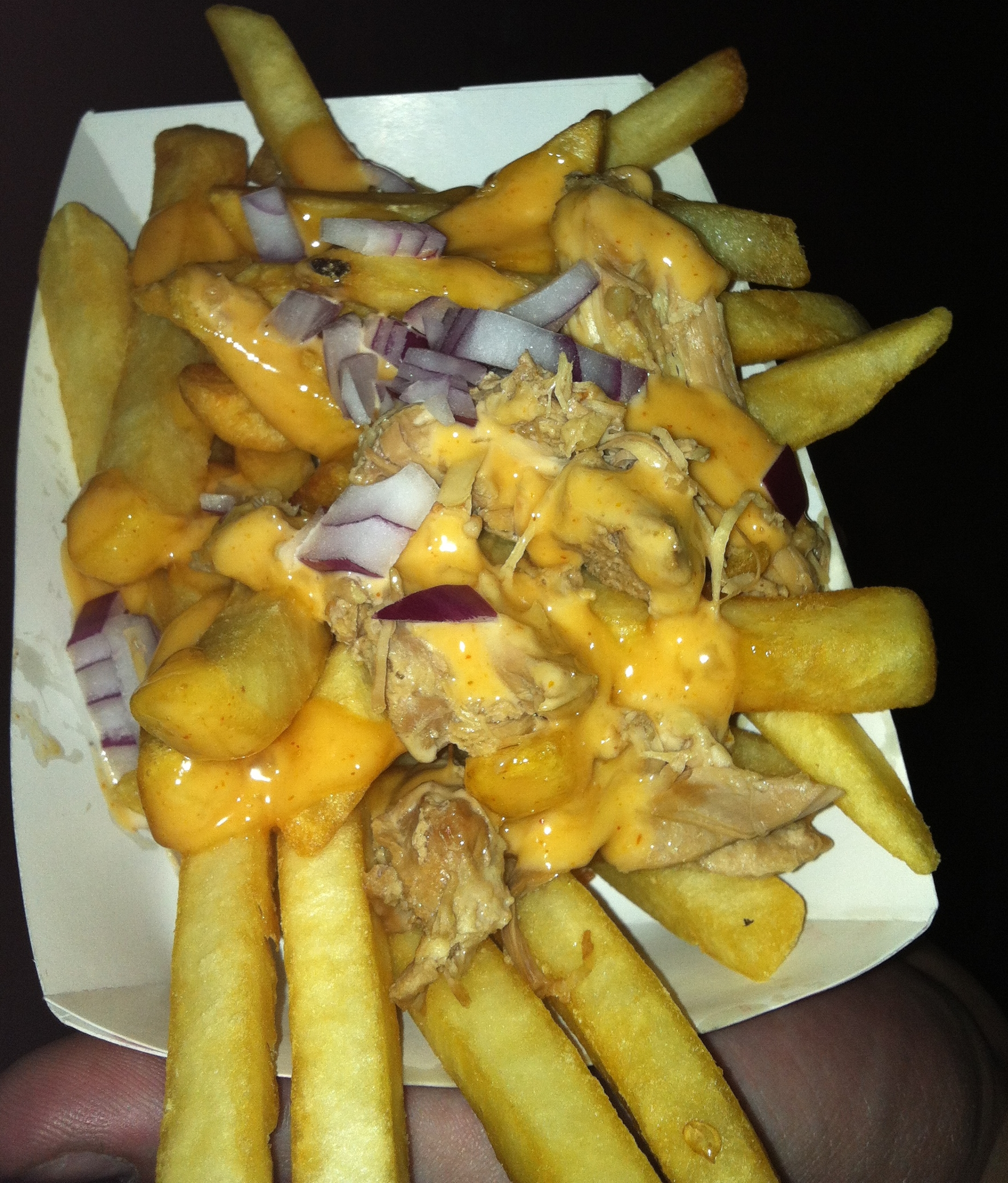 French Fries Food Truck San Francisco
