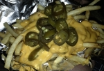 Road dogs cheese fries