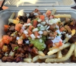 Senor Sisig fries courtesy of Caitlin C.