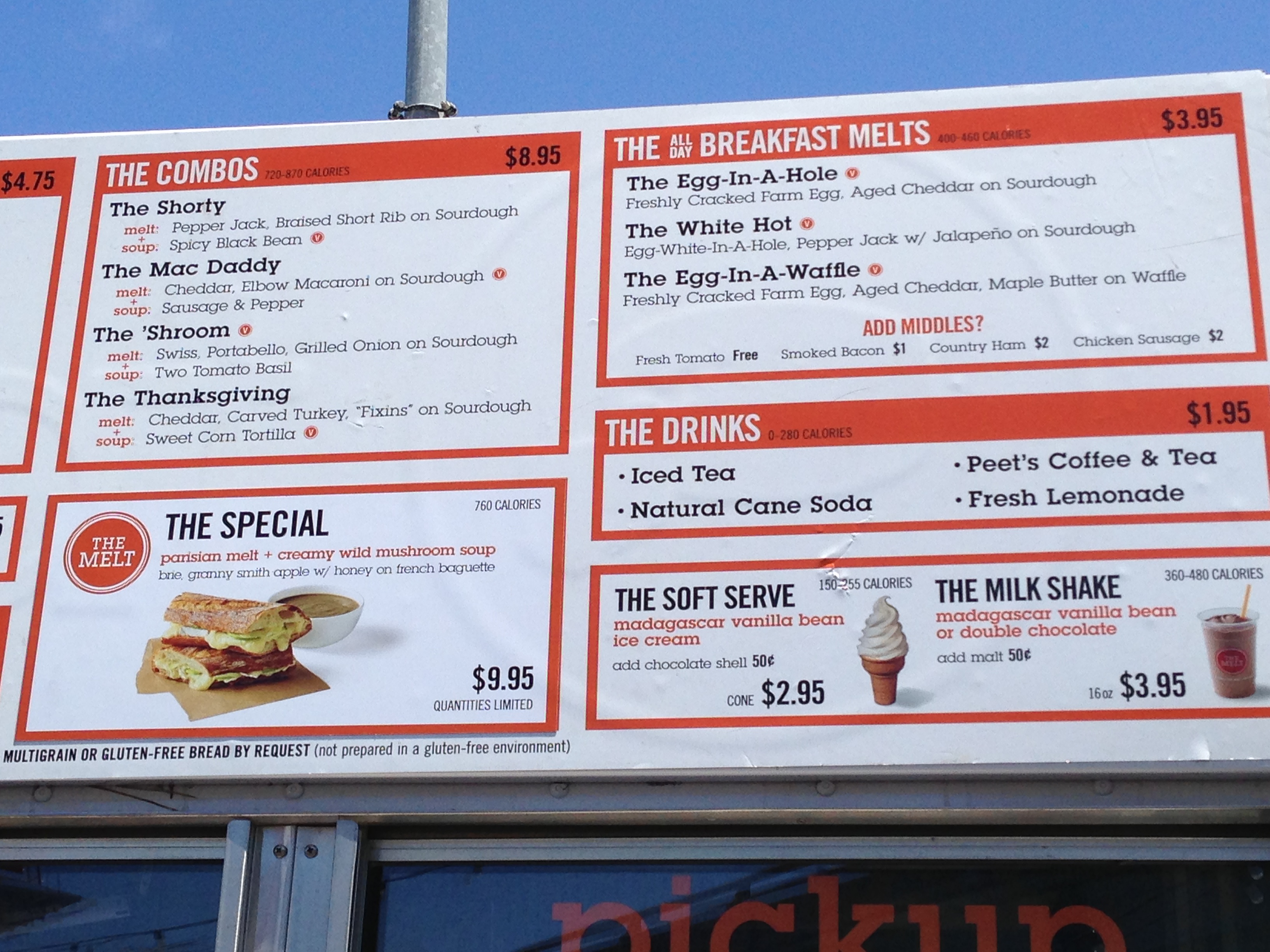 the melt – best food trucks bay area