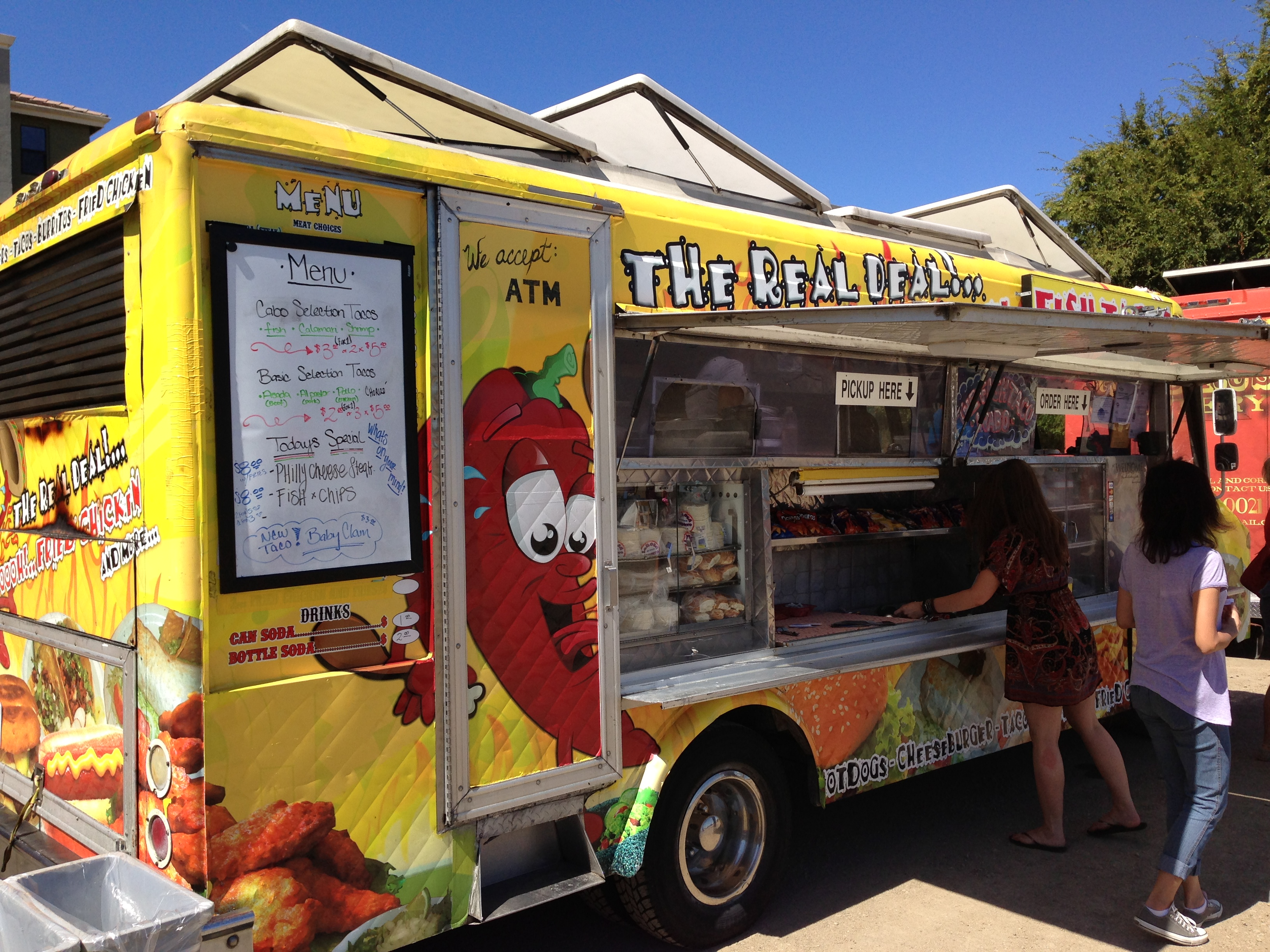 Best Food Trucks In The Bay Area