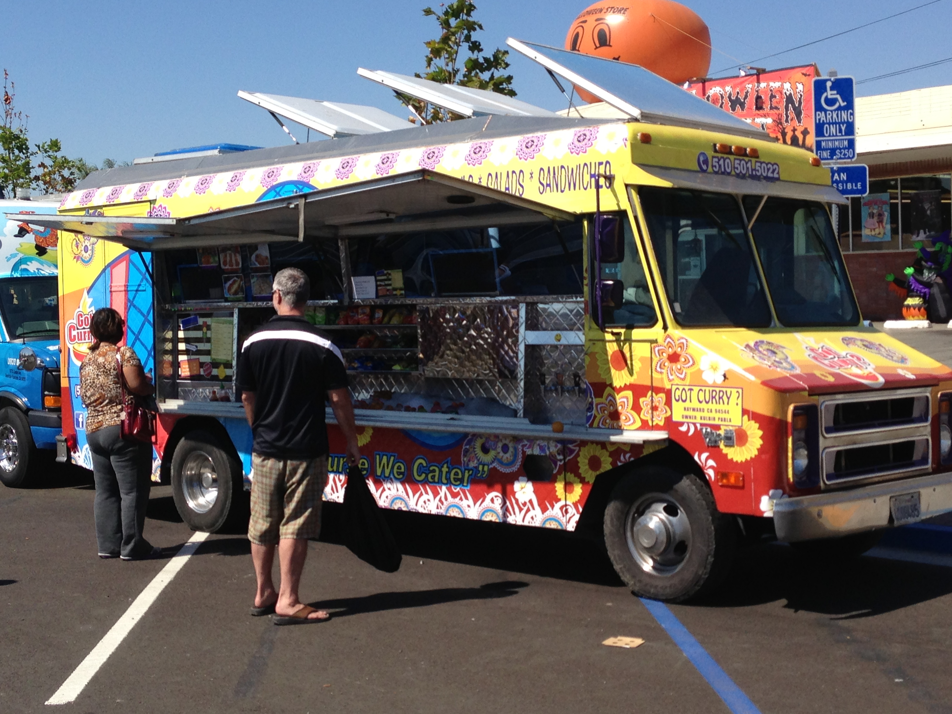 Food Truck Catering In Bay Area