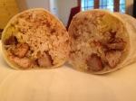 pork belly burrito