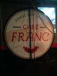 Chez Franc logo