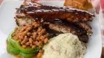 Pork ribs Dinner