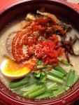Leifeng kimchi ramen