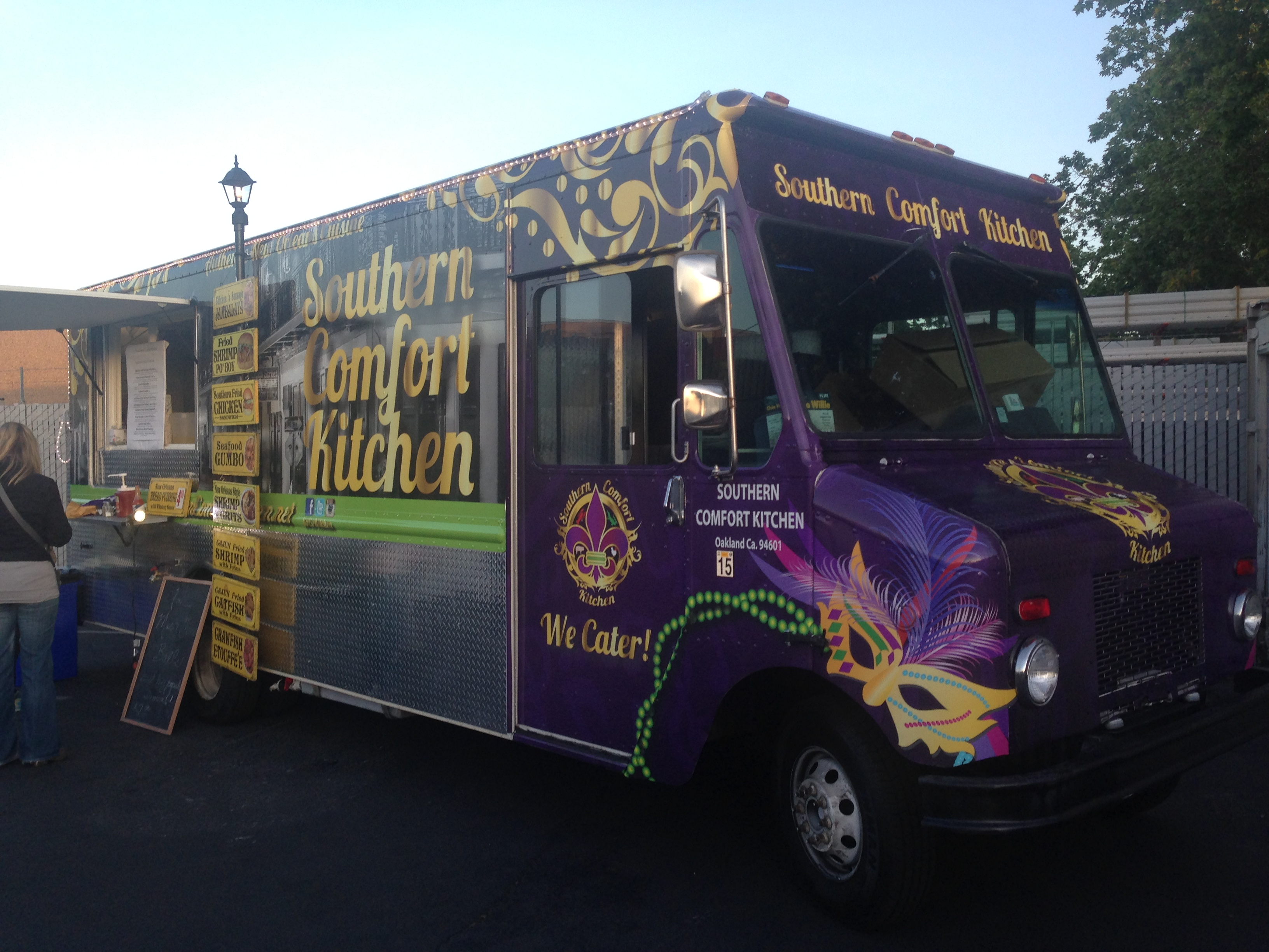Southern Comfort Kitchen – Best Food Trucks Bay Area