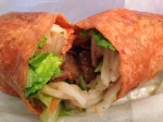 pork belly wrap