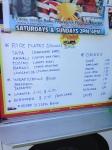 Jeepsilog menu