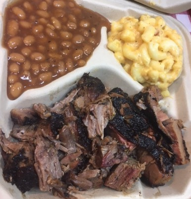 Hill Country BBQ brisket
