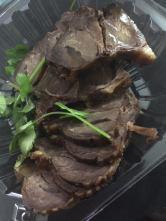 stewed beef shank