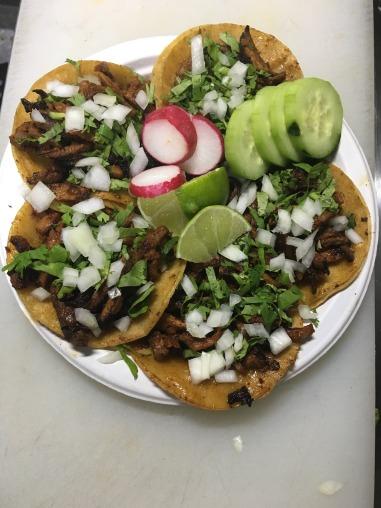 Chula Puebla tacos