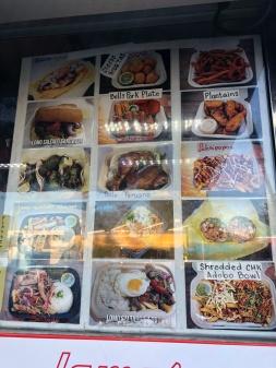 Lamas menu pictures